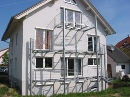 Stahlbalkone | Französische Balkone