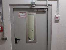 Stahltüren | Brandschutztüren